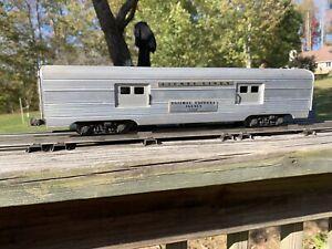 Lionel Trains Postwar 2530 Railway Express Agency Baggage Car, C-6.