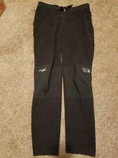 Mountain Hardwear Windstopper Thermal Fleece tech Pants Men's Sz XL BLACK XL