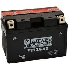 Power Thunder 12V Batería (YT12A-BS)