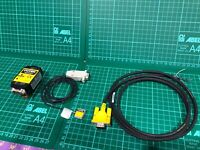 10VAC//DC Max Supply Voltage Futek LSB200 S-Beam Load Cell Capacity 25lbs