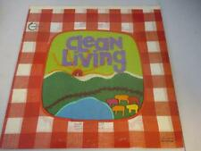 CLEAN LIVING Rare Country/Rock Lp {Canned Heat-Grateful Dead Type} VSD-79318