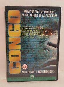 Congo (1995) DVD Dylan Walsh Laura Linney UK R2 DVD