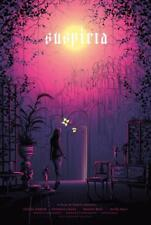 SUSPIRIA DARIO ARGENTO MOVIE POSTER VARIANT LTD EDITION SCREEN PRINT DAN MUMFORD