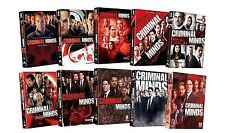 Criminal Minds Complete Series ~ Season 1-11 (1 2 3 4 5 6 7 8 9 10 & 11) NEW DVD