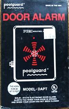 New listing New Poolguard Door Alarm Pool Monitoring Safety Model Dapt