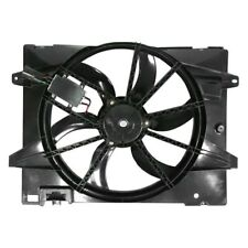 For Lincoln Town Car 2006-2011 K-Metal Engine Cooling Fan