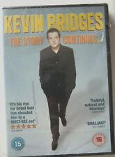 67397 DVD - Kevin Bridges The Story Continues [NEW / SEALED]  2012  8289138