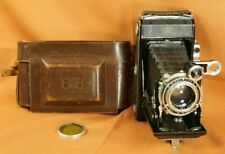 "ZEISS IKON SUPER IKONTA (C)(531/2) ""OPTON TESSAR"" 2 FORMATS NEAR MINT VERY RARE!"
