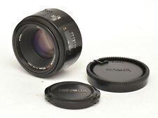 Minolta Maxxum AF 50mm F1.7 Lens For Sony Alpha Mount! Good Condition!