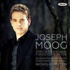 Joseph Moog - Piano Concerto Op.16 [New CD]