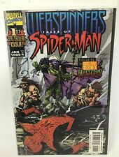 Webspinners Tales of Spider-Man #1 NM+: Marvel Comics SIGNED Zulli 140/2500 COA
