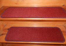 "9"" x 30"" Step 100% FLEXIBLE Vinyl Outdoor/ Indoor Stair Treads Choice Step"