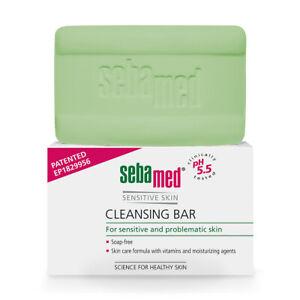 SebaMed Cleansing Bar Soap Free - 100 g