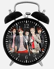 "One Direction Alarm Desk Clock 3.75"" Home or Office Decor W427 Nice For Gift"