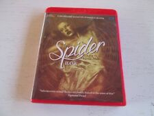 SPIDER -- Mondo Macabro Red Case Limited Edition Blu-ray.