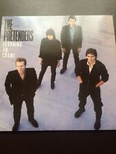 THE PRETENDERS - Learning To Crawl - 1983 Vinyl LP - WEA 923980 1A/1B