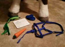 ACCESSORIES FURREAL BLUE HALTER, CARROT, BRUSH & MANUAL BUTTERSCOTCH SMORES PONY