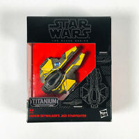 Star Wars ANAKIN SKYWALKER'S JEDI STARFIGHTER Black Series NO 22 - NEW & SEALED