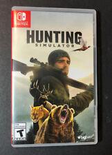Hunting Simulator (Nintendo Switch) USED