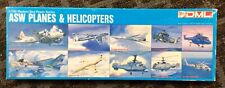 New ListingDml model #7005 1:700 model Asw Planes & Helicopters Modern Sea Power Series