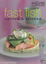 Fast Fish  Canned & Smoked  by Australian Women's Weekly  Mini Cookbook  2003