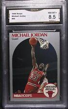 1990-91 NBA Hoops ~MICHAEL JORDAN~ Chicago Bulls #65