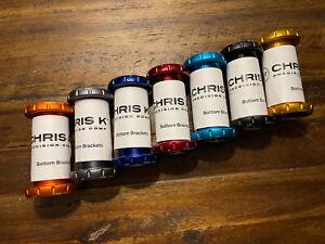 Chris King Threadfit 30 Bottom Bracket Multiple Colors