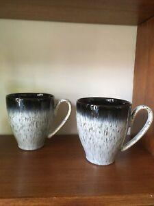 Denby Halo Mugs x 2 vgc