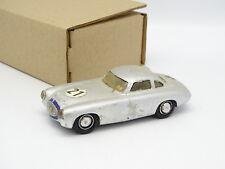 Starter Set aufgebaut SB 1/43 - Mercedes Benz 300 sl #21 le mans 1952