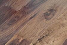 UV laccato progettato Noce Wood Floor 400-1500x125x18/4mm MW1816 CAMPIONE