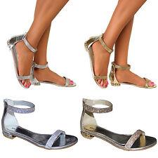 "Flat (less than 0.5"") Standard (B) Evening Shoes for Women"