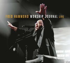 Fred Hammond - Worship Journal (Live) [New CD]