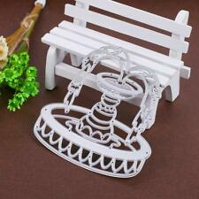 Fountain DIY Cutting Dies Stencil Scrapbook Album Paper Card Embossing Craft