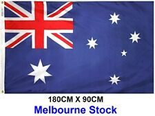 Outdoor OZ Aussie Australia Australian Flag National Heavy Duty Feet 180x90cm