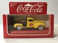 Solido Coca Cola Dodge Plateau Die Cast Car In Box 1/43 Scale!