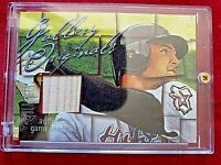 2003 Lance Berkman Topps Gallery Authentic Game Used Bat Card  #GO-LB