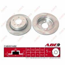 Bremsscheibe, 1 Stück ABE C4B007ABE