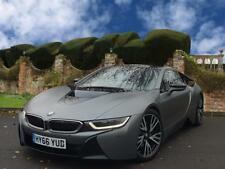 BMW i8 Auto 4X4 2dr (start/stop), FROZEN GREY / OYSTER LEATHER