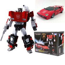 Sideswipe Plastic Transformers & Robot Action Figures