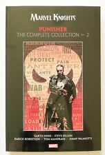 Punisher The Complete Collection Vol. 2 Marvel Knights Graphic Novel Comic Book