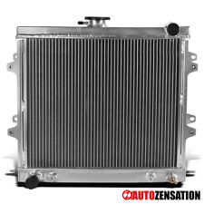 For 1984-1995 Toyota 4Runner Pickup 2.4L L4 3-Row Performance Cooling Radiator