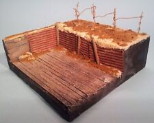 1/35 Scale Trench Vignette base 150mm x 150mm diorama base