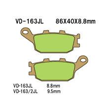 Vesrah Sintered Metal Brake Pads [Rear] Suzuki SV 650S (2003-2010)