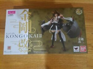 Bandai AGP Kantai Collection KanColle KONGO KAI II Action Figure New