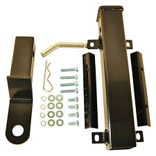 Golf Cart Rear Seat Trailer Hitch with Receiver for Step on Back of Golf Cart