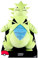 1x Official New Tomy USA T19355 Pokemon Jumbo Tyranitar Stuffed Plush Doll
