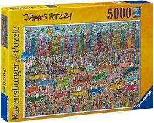 Ravensburger Puzzle 17427 - James Rizzi (5.000 Teile)