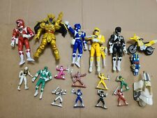 POWER RANGERS HUGE LOT!!