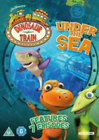 Neuf Dinosaure Train - Under The Mer DVD (OPTD2581)