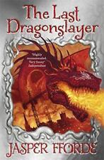 The Last Dragonslayer (Dragonslayer Trilogy) by Jasper Fforde | Paperback Book |